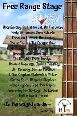 Free Range Bella Poster