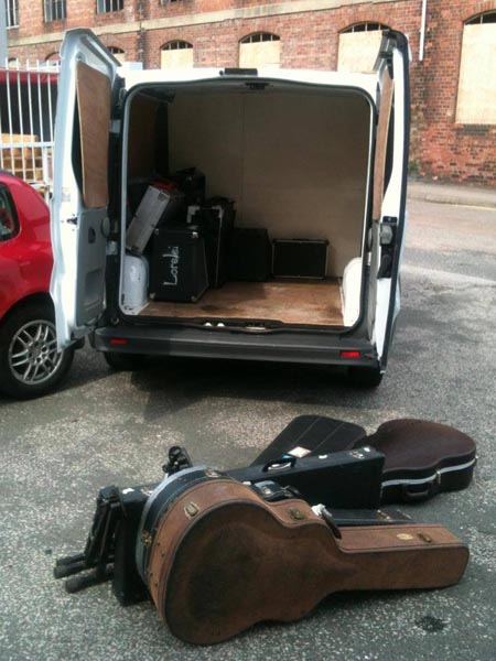 The Lorelei van load