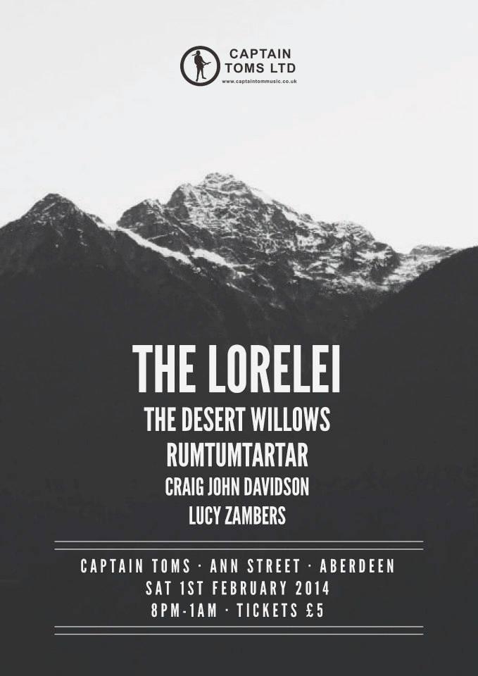The Lorelei Captain Toms Feb 2014